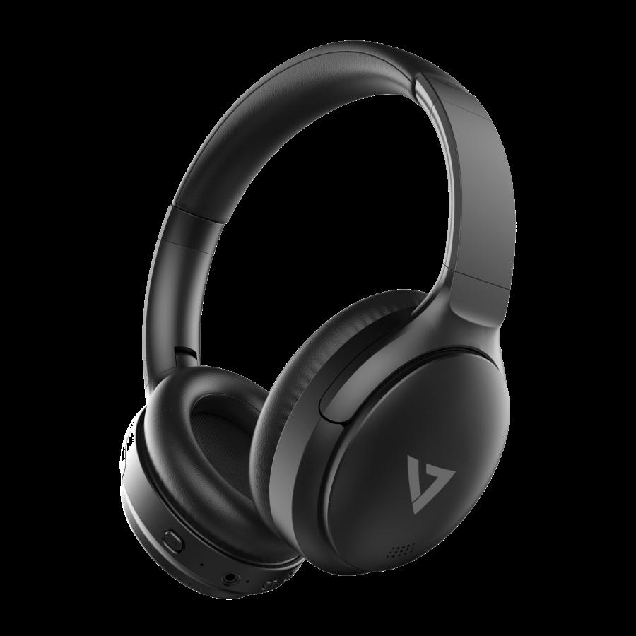 V7 Wireless Bluetooth Stereo ANC Headphones