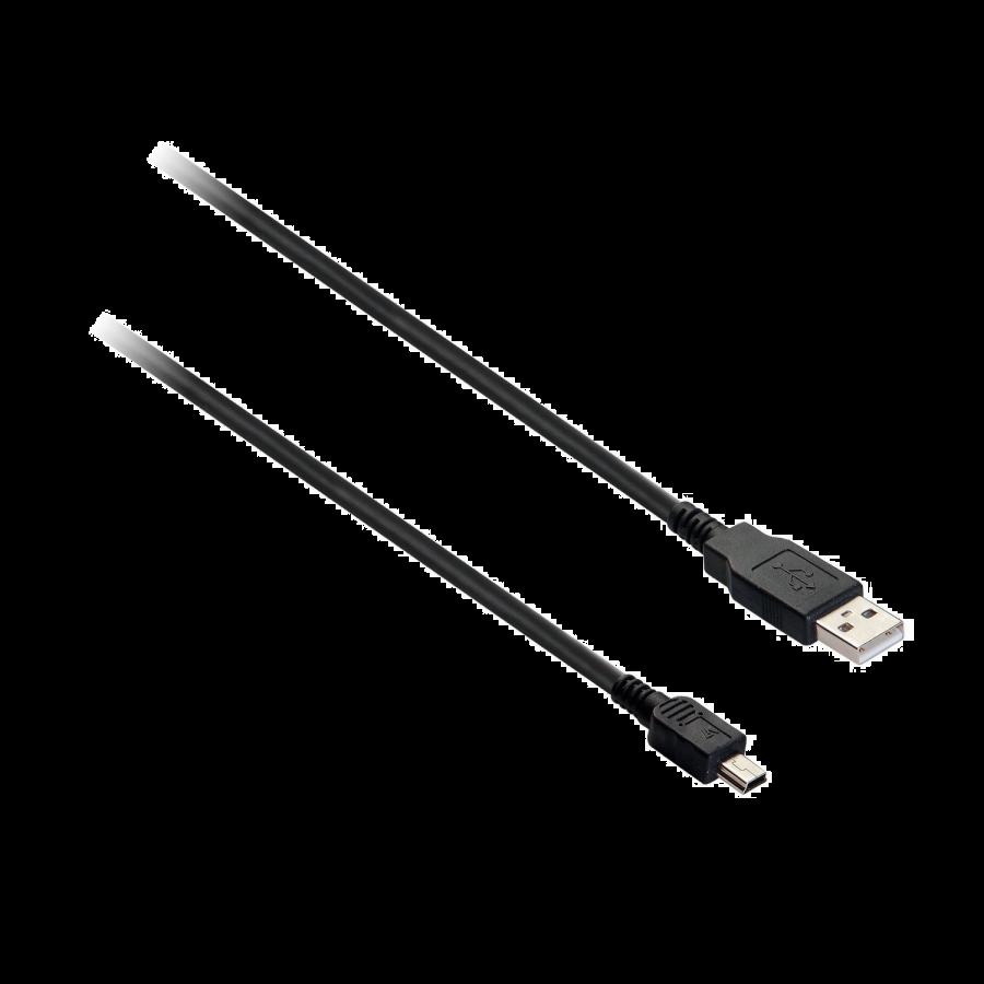 V7 Câble Usb 2 0 A Mâle Vers Micro Usb Mâle Noir 1 8m 6ft