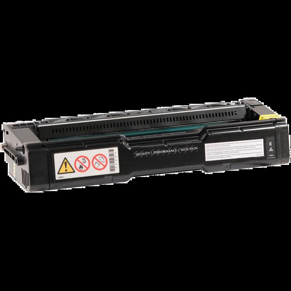 Black Toner Cartridge for select Ricoh printers - Replaces 406475