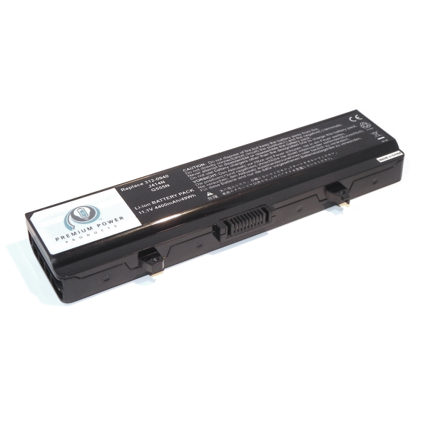 Battery for select DELL LATITUDE laptops