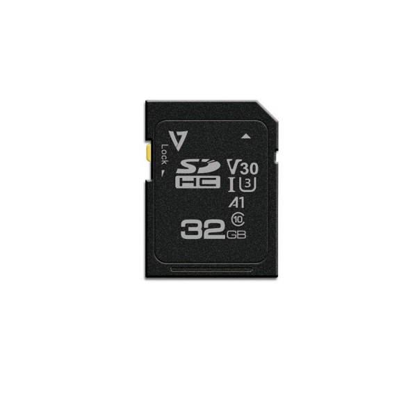 32GB SDHC Card UHS-3 V30 A1