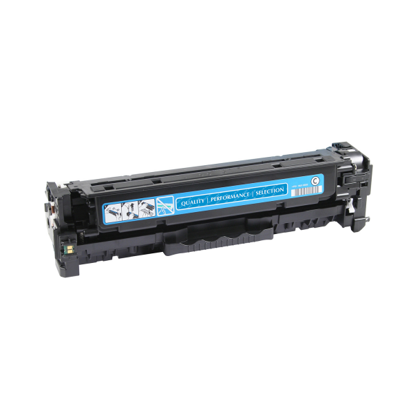 HP 312A Cyan CF381A Color Toner - 2700 Page Yield, Replaces HP CF381A