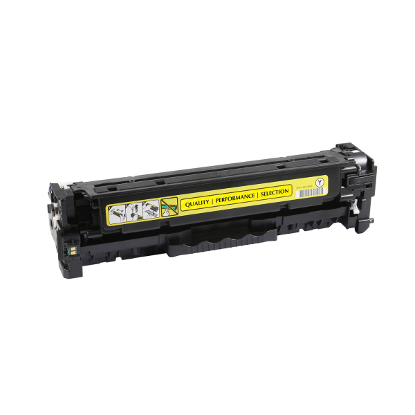HP 312A Yellow CF382A Toner - 2700 Page Yield, Replaces HP CF382A