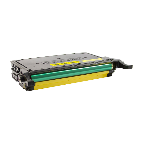 Samsung Yellow CLP-77xND Toner - 7000 Page Yield, Replaces CLT-Y609S