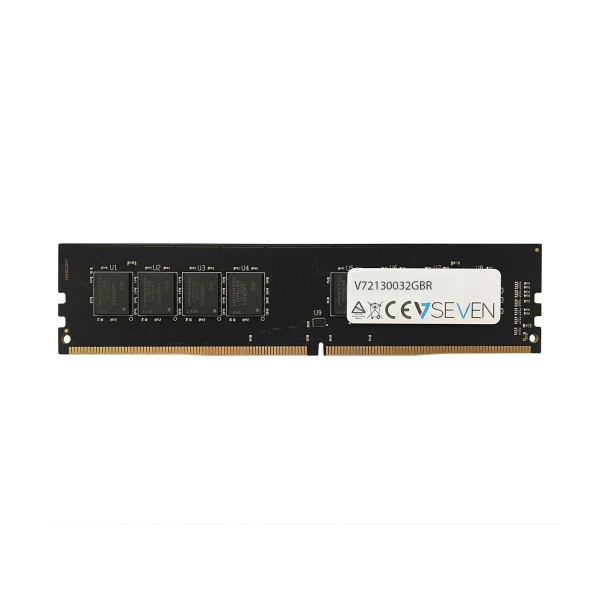 V7 32GB 2666MHZ PC4-21300 CL19 ECCMEM V72130032GBR