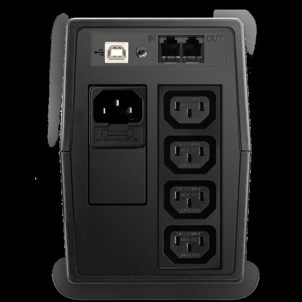 V7 UPS 600VA Desktop-USV