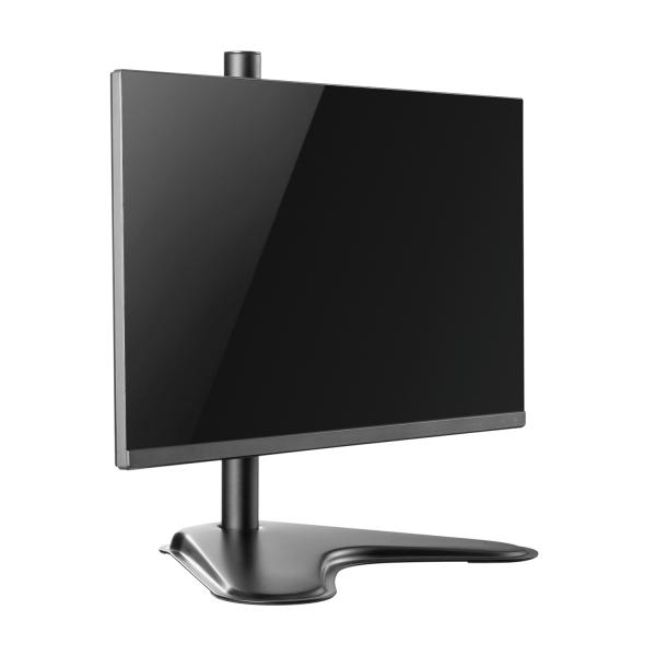 V7 Free Standing Desk Stand Single