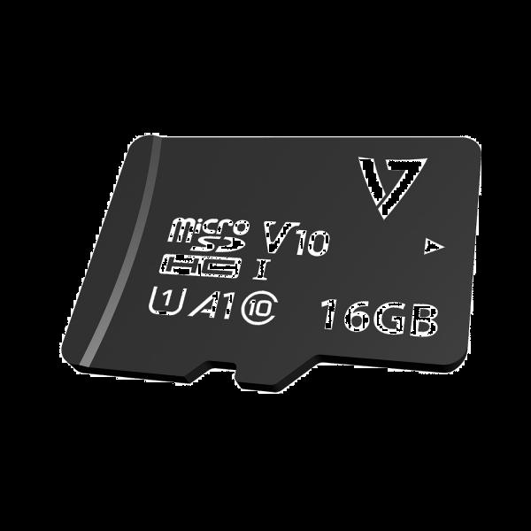 16GBClass10U1A1V10microSDXC-Karte + Adapter