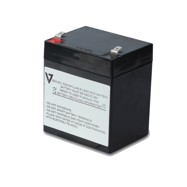 UPS Replacement Battery for  V7 UPS1DT550