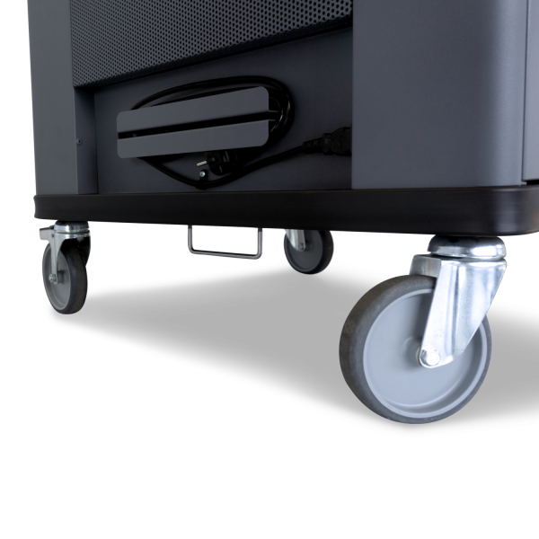 V7 Charge Cart - 36 Devices with Intelligent Charging - US Power