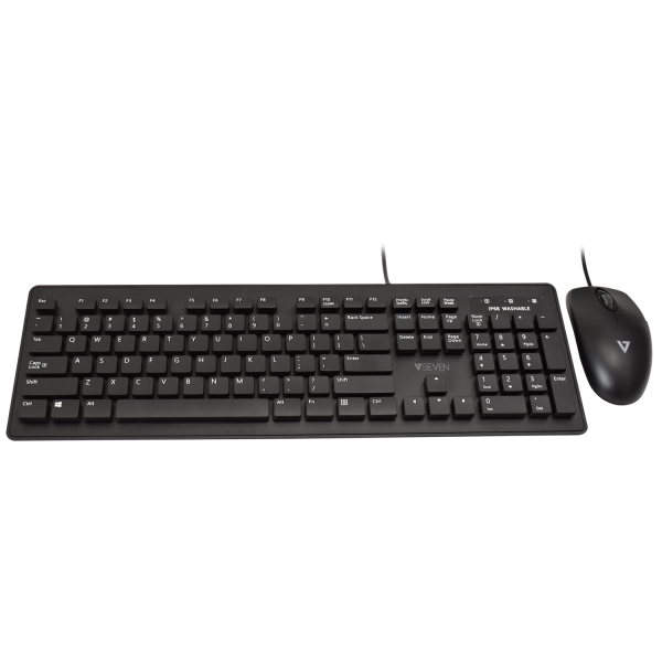 Washable Antimicrobial Keyboard & Mouse Combo