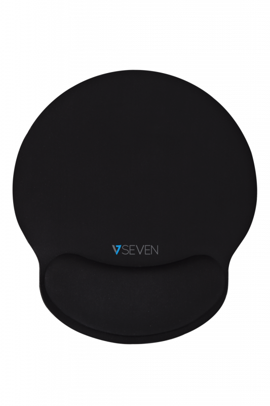 V7 Memory Foam Mouse Pad with Wrist Rest