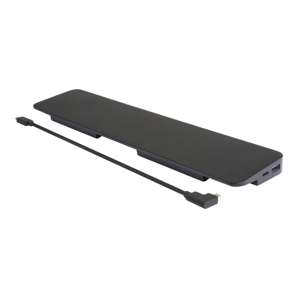USB-C Docking Station with Pass through Charging