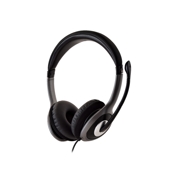 V7 Deluxe USB Stereo Headset with Microphone