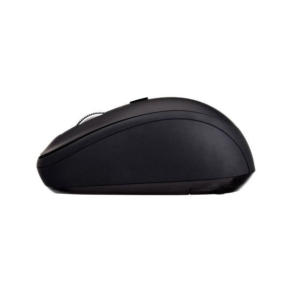 Wireless Mobile Optical Mouse - Black