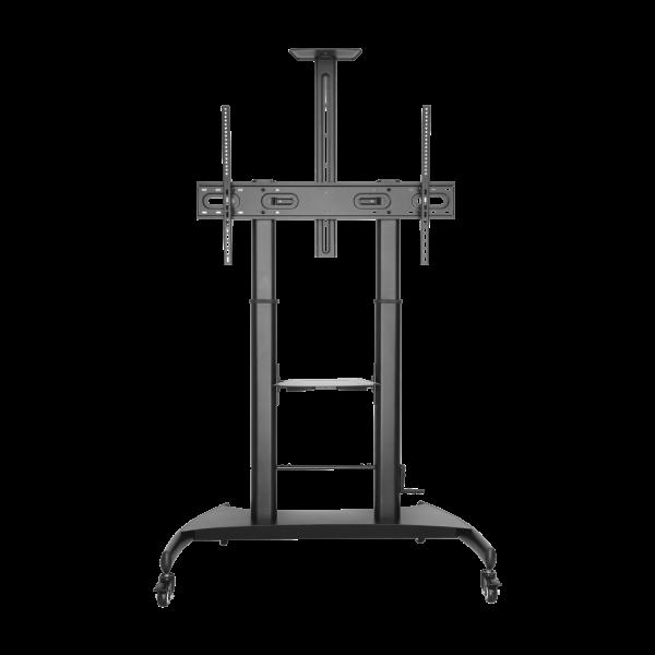 Height Adjustable TV Cart