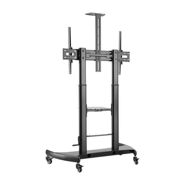 Height Adjustable TV Cart