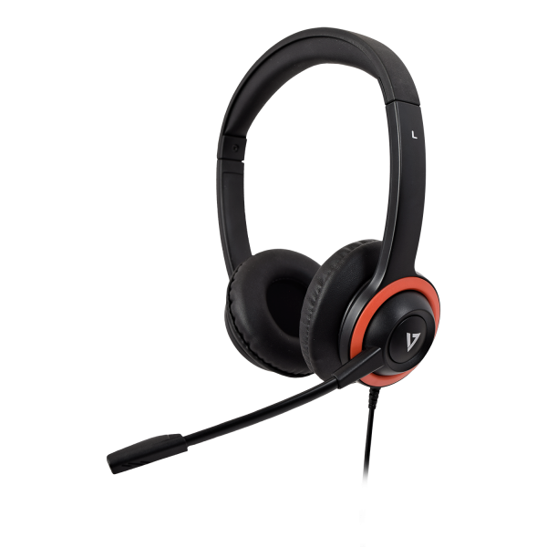 V7 Safe Sound Education Headset with Microphone