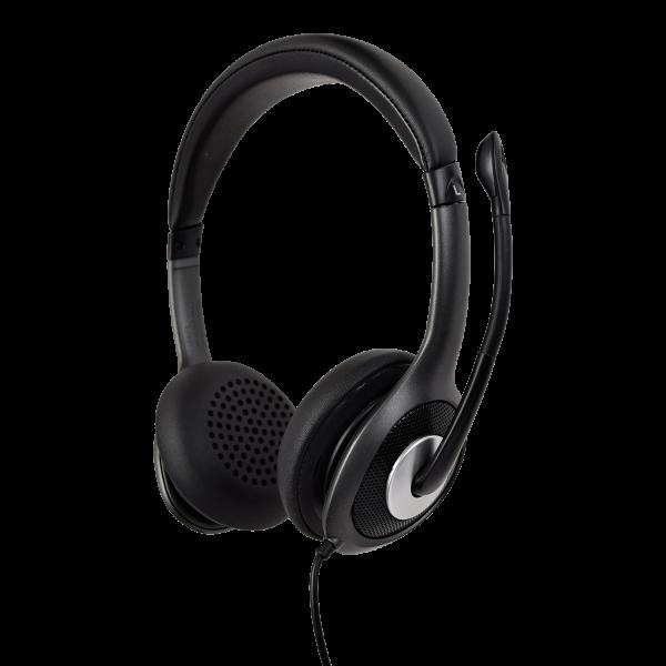 V7 Deluxe On-Ear Stereo USB-C Headset