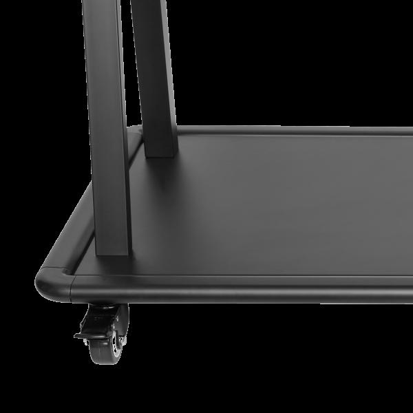 V7 Ultra Heavy Duty Mobile TV Cart Trolley