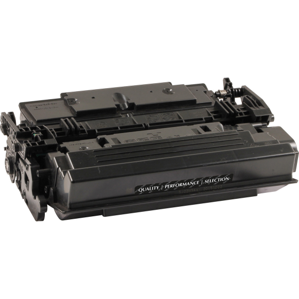 High Yield Toner Cartridge for HP CF287X - 18000 page yield
