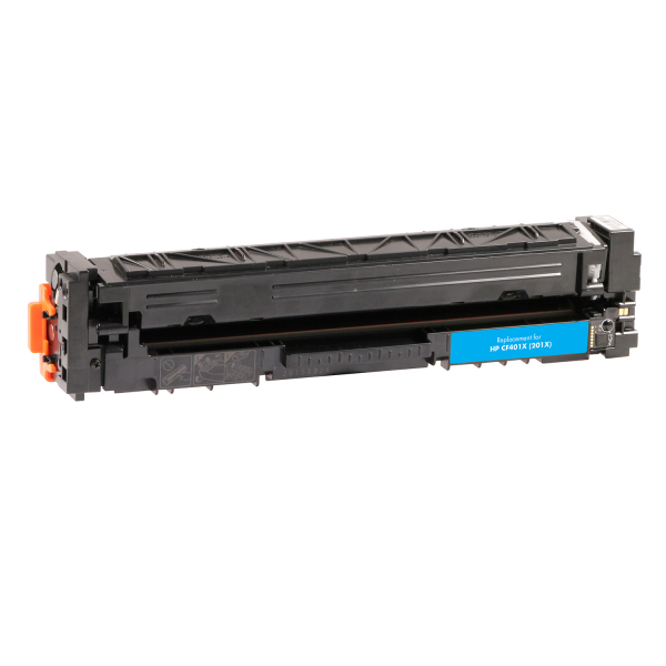 High Yield Toner Cartridge for HP CF401X - 2300 page yield