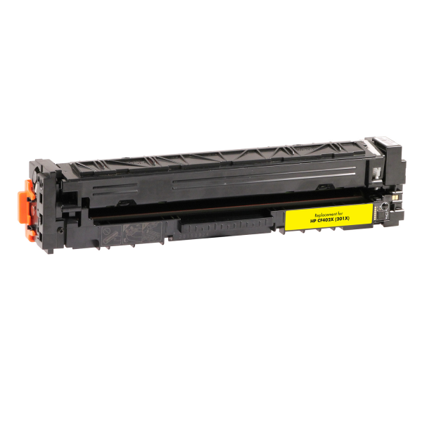 High Yield Toner Cartridge for HP CF402X - 2300 page yield