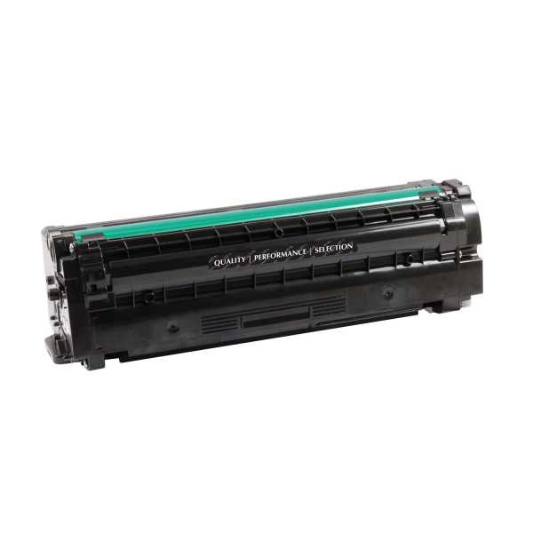 V7 Remanufactured Black Toner Cartridge for Samsung CLT-K505L - 6000 pages