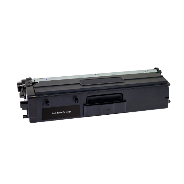 High Yield Toner Cartridge for Brother TN436BK - 6500 page yield