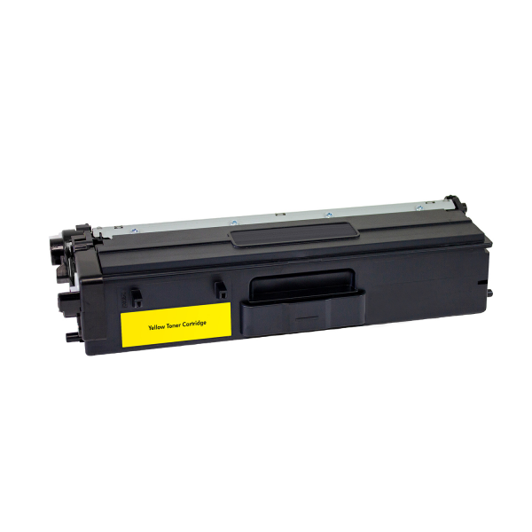 HIgh Yield Toner Cartridge for Brother TN436Y - 6500 page yield