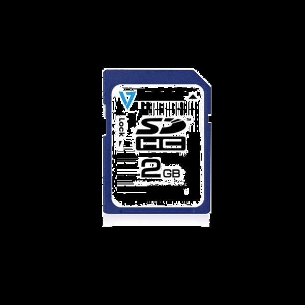 2GB SDHC Card