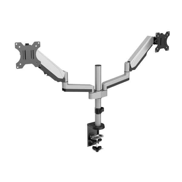 Dual Touch Adjust Monitor Mount