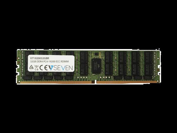 32GB DDR4 PC4-19200 - 24000Mhz Server DIMM Memory Module - V71920032GBR