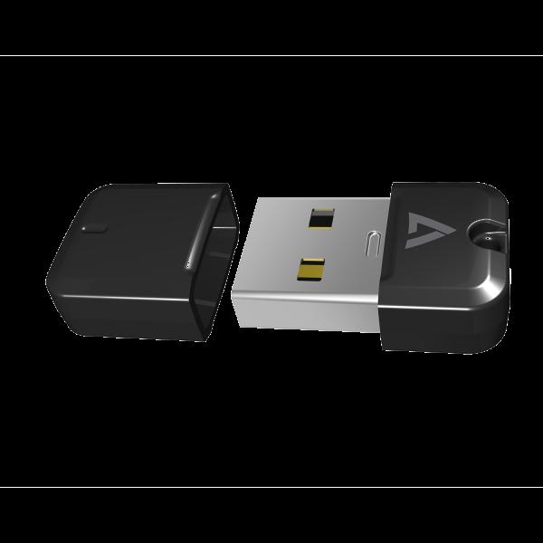 32GB USB 2.0 Flash Drive - NANO Size  USB connector