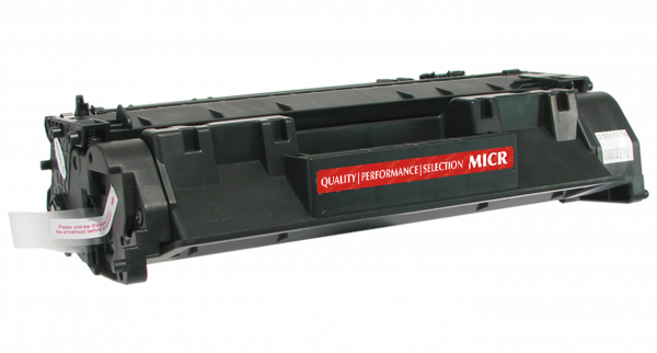 MICR Toner for select Troy, HP printers - Replaces 0281500001, CE505A(M)  0281500001
