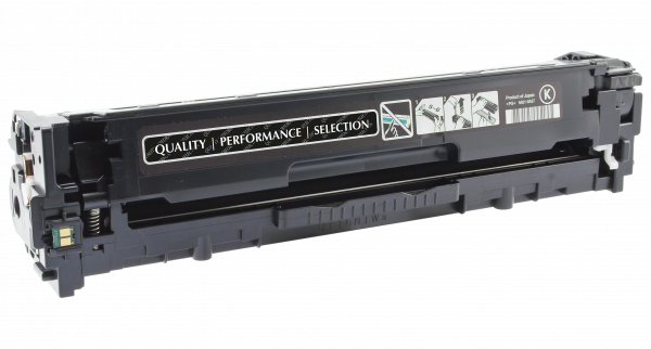 Toner Cartridge, Black for select HP Printer - Replaces CE320A