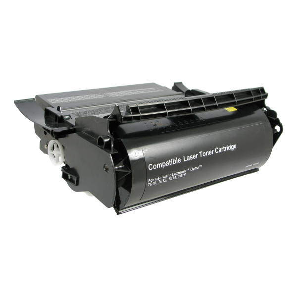 Laser Toner for select Lexmark printers - Replaces 12A5140, 12A5340, 12A55140, 12A5740, 12A5745, 12A5840, 12A5845, 12A5849, 12A6844